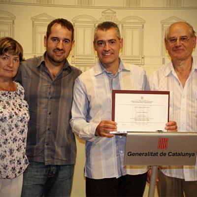 Mestre Artesà Alimentari 2011