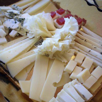 safata de formatges - sentmenat - cal vivet