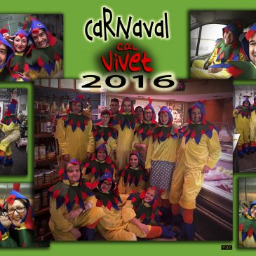 Carnaval CAL VIVET 2016