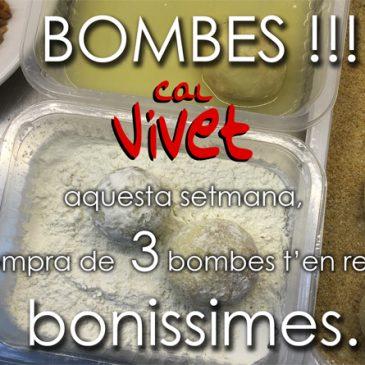 Setmana de les bombes !!!