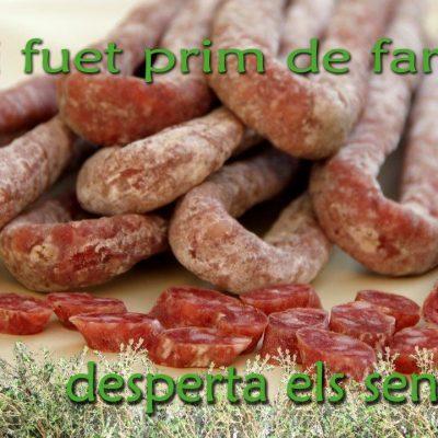 FUET PRIM DE FARIGOLA