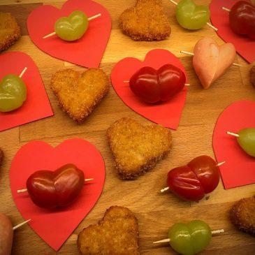 Sant Valenti, dia dels enamorats a CAL VIVET