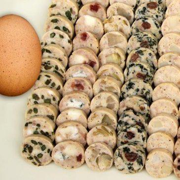 Ja estem al mes de febrer i ja s'acosta dijous llarder, tenim ja tots els models de botifarres d'ou perquè en puguis gaudir !!! Bonissimes totes…
